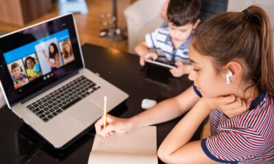 Online Learning For Students